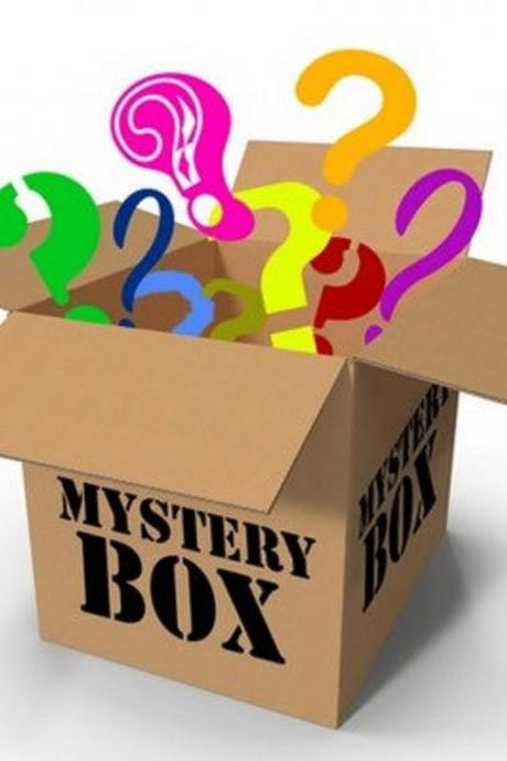 Small Surprise Box, local goodies, local art, MYSTERY Box, Mystery Pack, Gift box, Surprise box