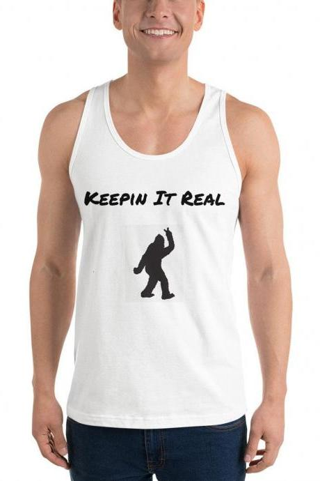 Sasquatch Funny Tank, cryptozoology, cool Tank, For women and Men.